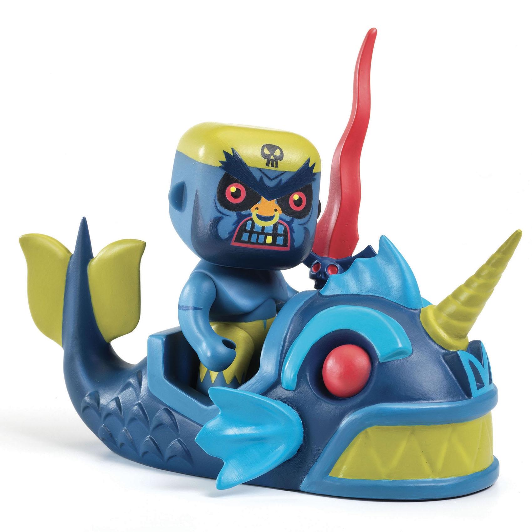 Kalóz - Szörnyhajós - Terrible & Monster - 0
