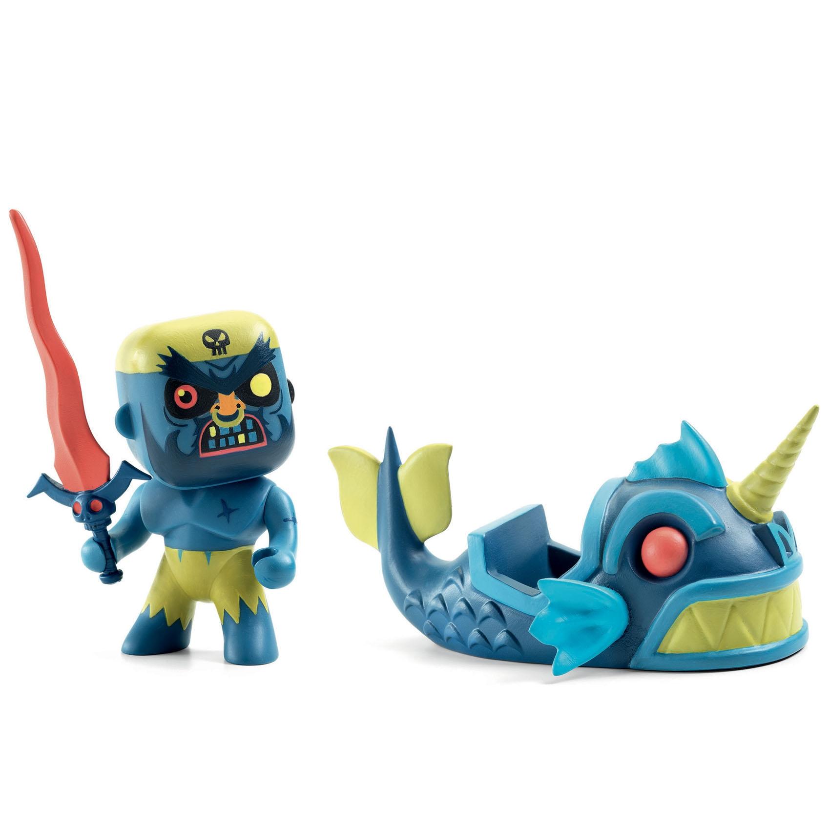 Kalóz - Szörnyhajós - Terrible & Monster - 1