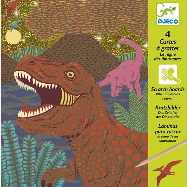 Karckép technika - Dinoszauruszok - Dinosaurs - 0