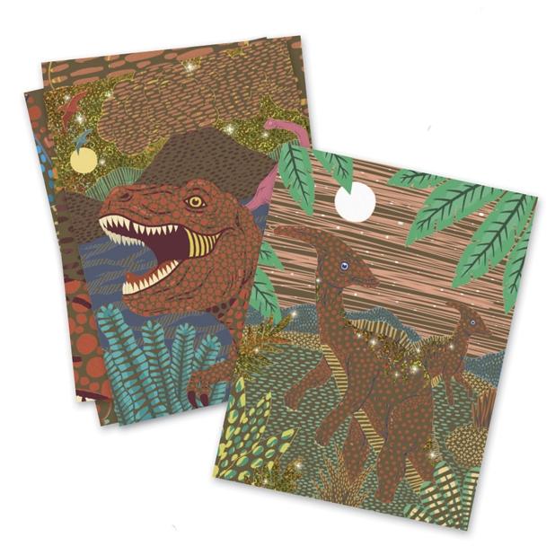 Karckép technika - Dinoszauruszok - Dinosaurs - 1