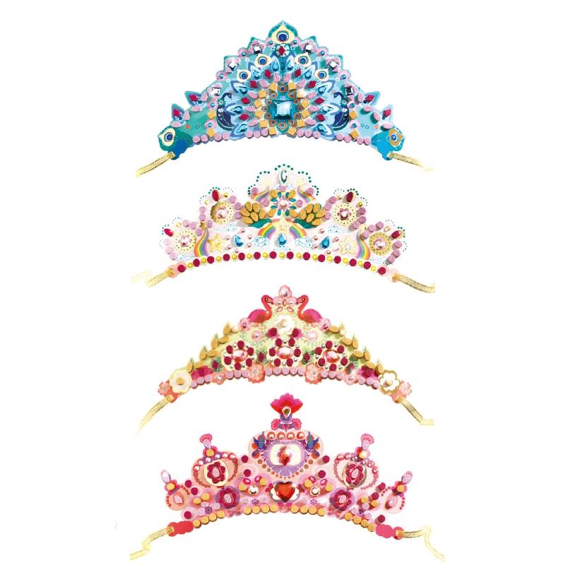 Csináld magad! - Hercegnők fejdísze - Like a princess - 1