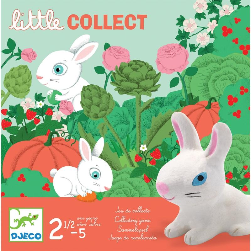 Társasjáték - Nyuszi ül a fűben - Little collect - 0