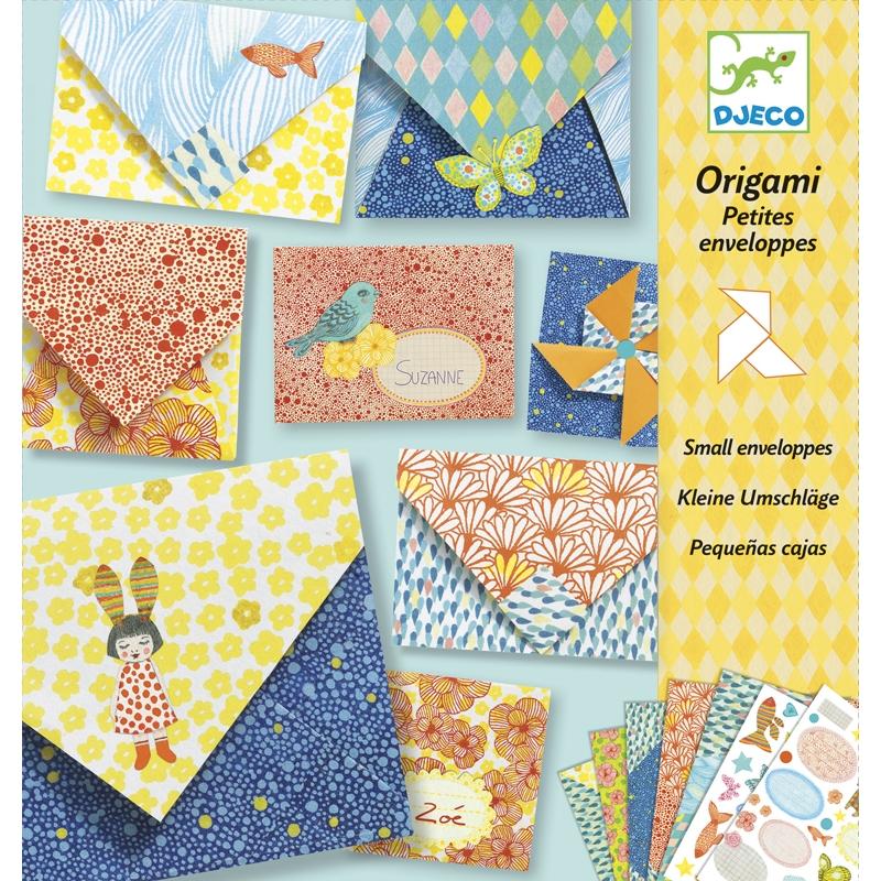 origami kisbor237t233kok little envelopes