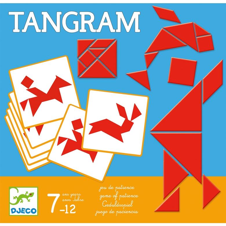 Logikai játék - Tangram - 0