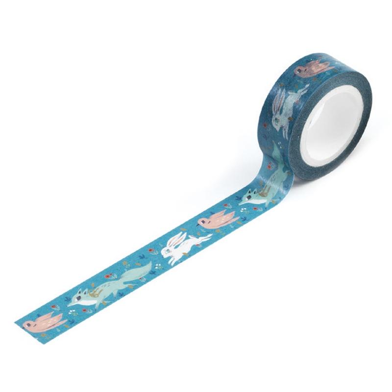 Dekor ragasztószalag - Lucille masking tape - 0