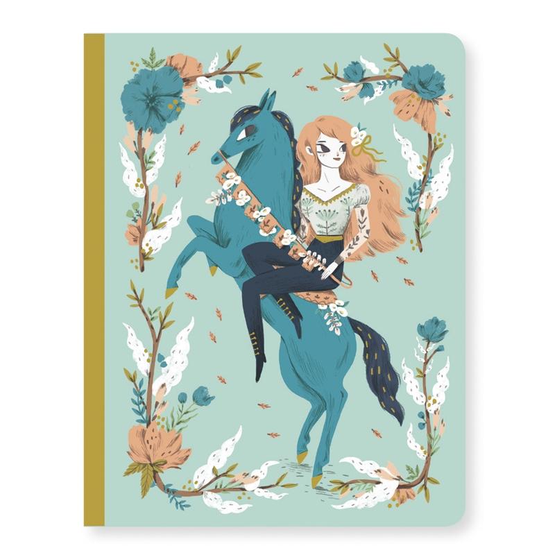 Jegyzetfüzet A5 - Lucille notebook - 0