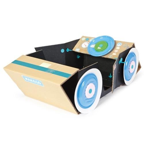 Find & Make  - Autóépítő - Car - 1
