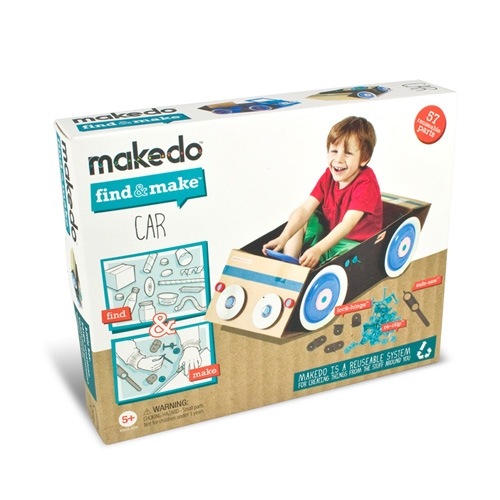 Find & Make  - Autóépítő - Car - 0