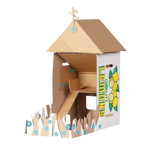 Find & Make - Babaház építő -  Dollhouse - 3