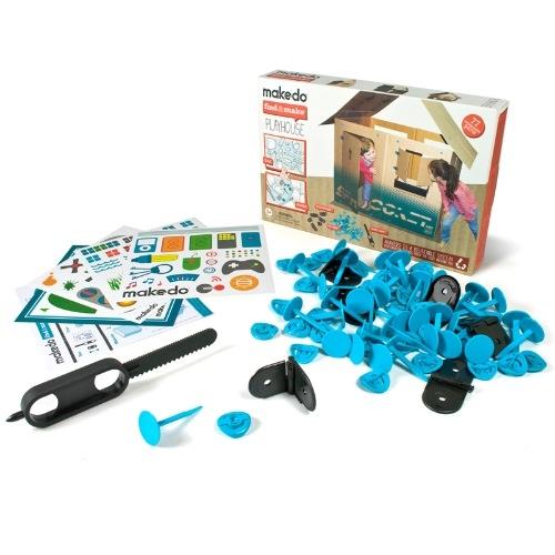 Find & Make - Játszóház építő -  Playhouse - 3