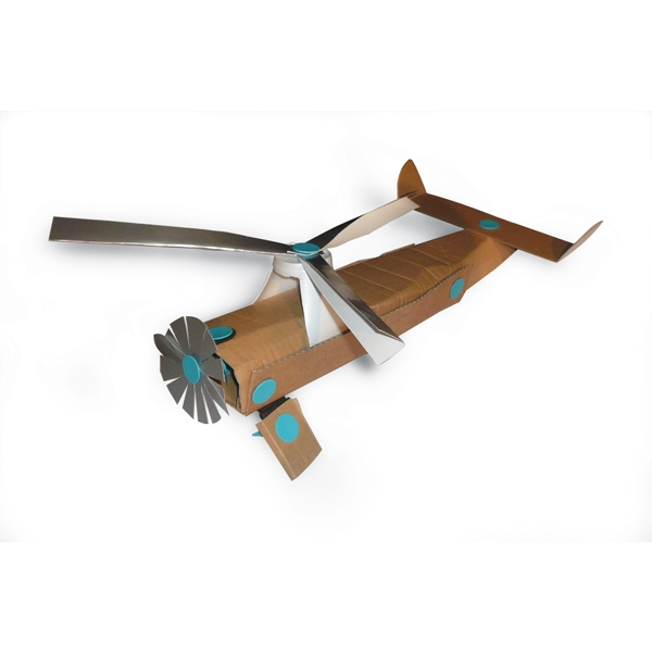 Find & Make - Repülőkészítő - Plane - 2