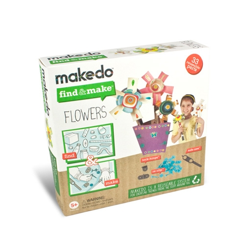 Find & Make - Virágcsokor - Flowers - 0