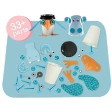Viziló és pingvin csészefigurák - Makedo Cup Critters - 1