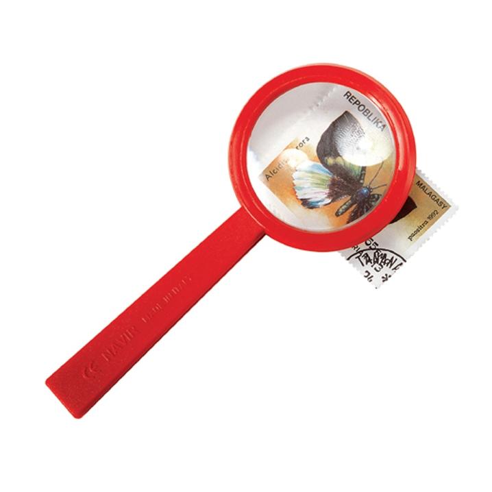 Nagyító lencse - Magnifying lens - 0