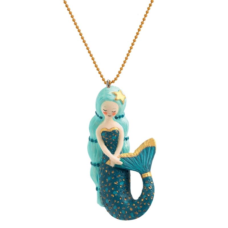 Nyaklánc - Hableány - Mermaid - 0