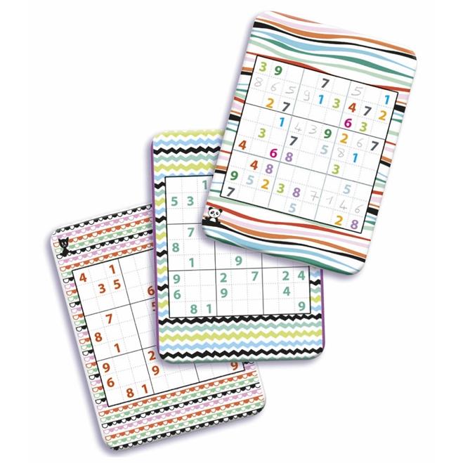 Mini logika - Sudoku - Sudoku - 1