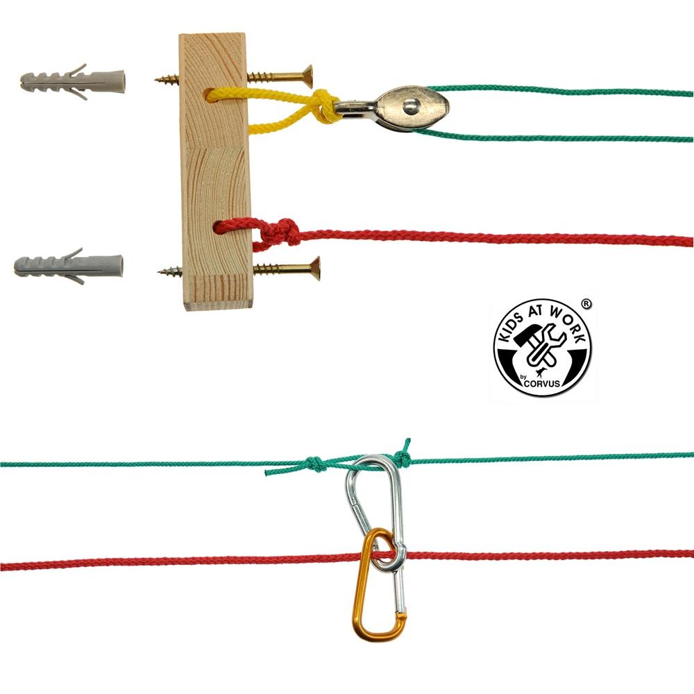 Mini kötélpálya - 1