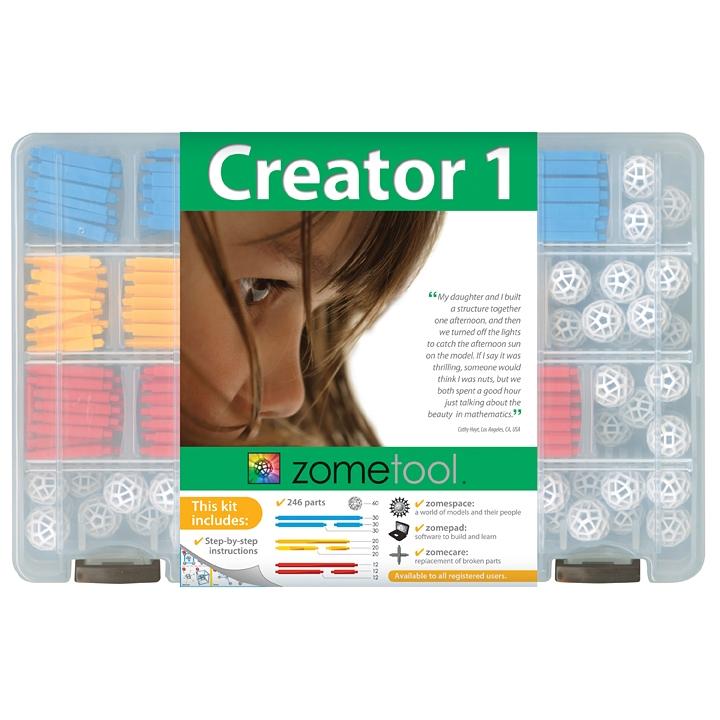 Tudományos modellező készlet - Creator 1 (kezdő készlet) - 0