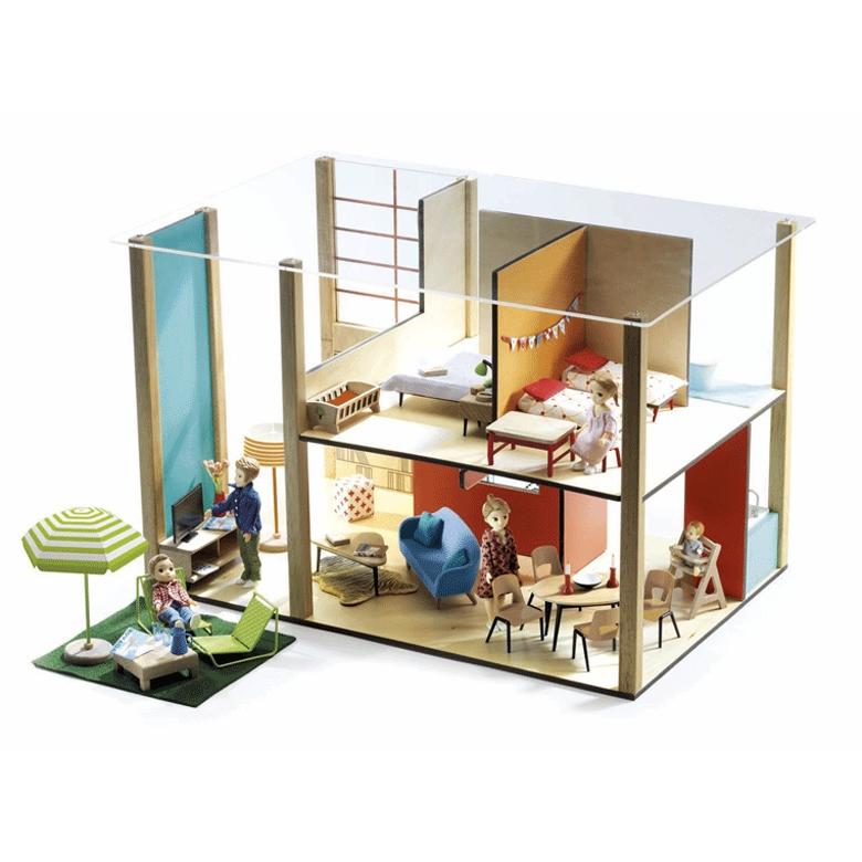 Kocka babaház - Cubic house (House sold empty) - 0