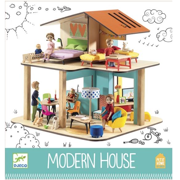 Modern babaház - Modern house - 0