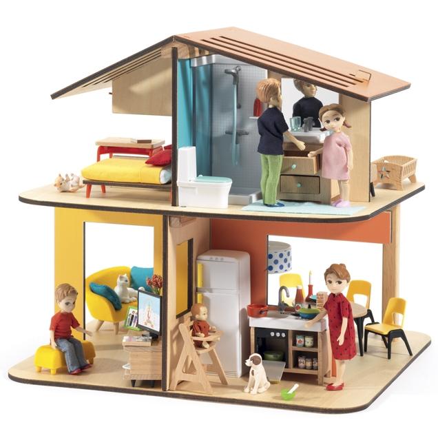 Modern babaház - Modern house - 2