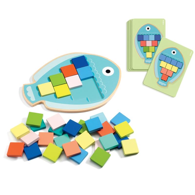 Képkirakó - Mozaik színek - Mosa Color - 0