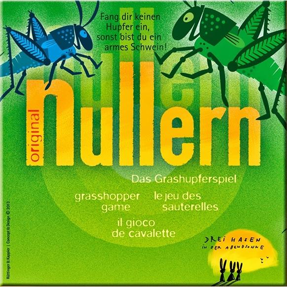 Kártyajáték -  Nulla a nyerő - Nullern - 0
