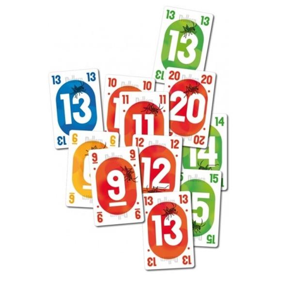Kártyajáték -  Nulla a nyerő - Nullern - 1