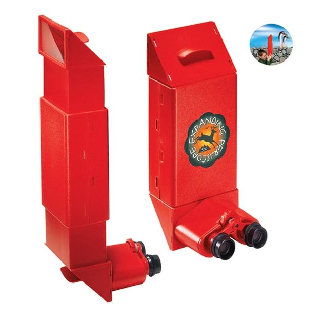 Óriás periszkóp gyerekeknek - Expanding Periscope Binocs 3X - 0