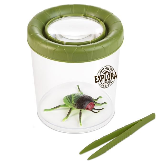 Óriás vizsgáló pohár - EXPLORA MEGA VIEWER - 0