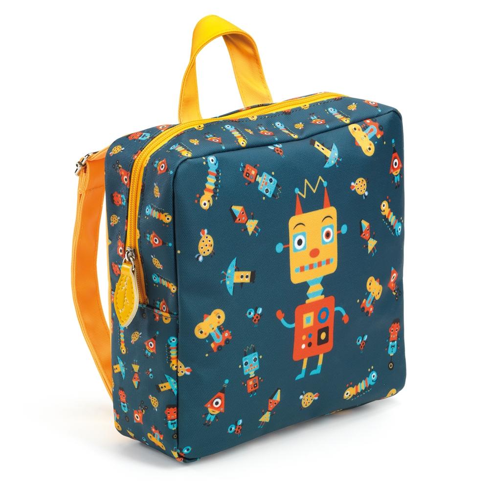 Óvodás táska - Robot - 0