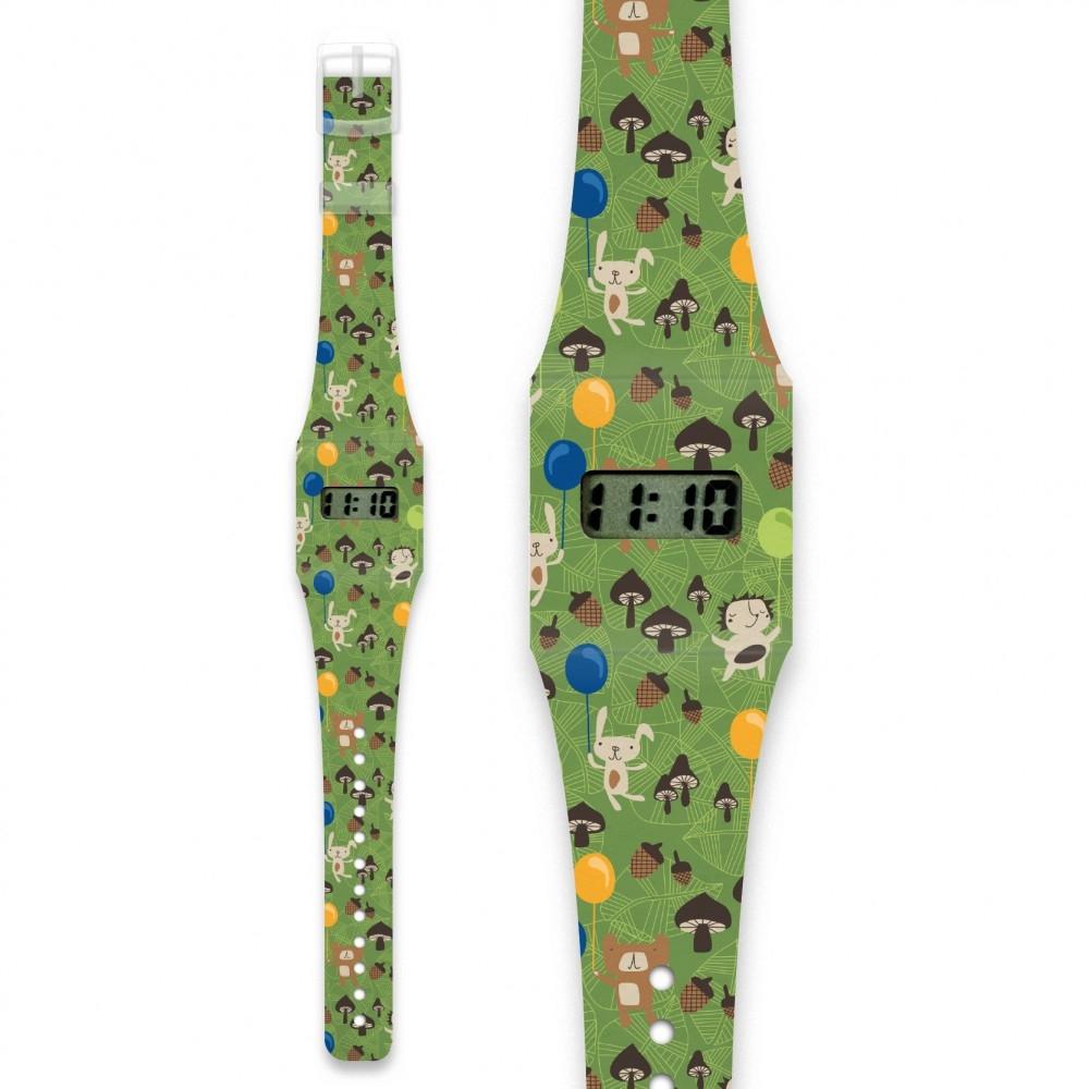 Papír karóra - BALLOON -  Pappwatch Kids - 0
