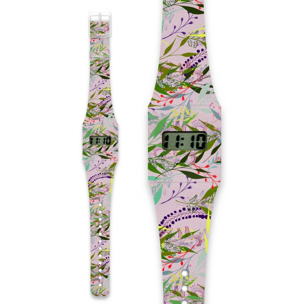 Papír karóra - FLORALITY -  Pappwatch - 0