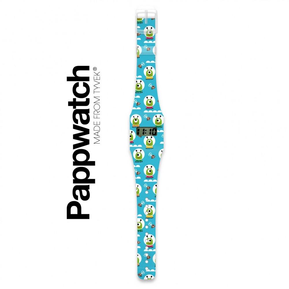 Papír karóra - HAPPY ALIENS - Pappwatch Kids - 1