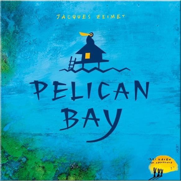 Társasjáték - Pelikán öböl - Pelican Bay - 0