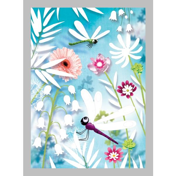 Csillámkép készítő - Pillangók - Butterflies - 3