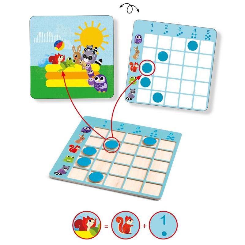 Fejlesztő játék - Minden-képen - Quantitix - 1