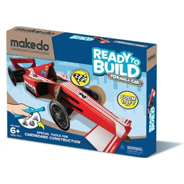 Ready to Build - Autók - Formula 1 autó -  Formula Car - 0