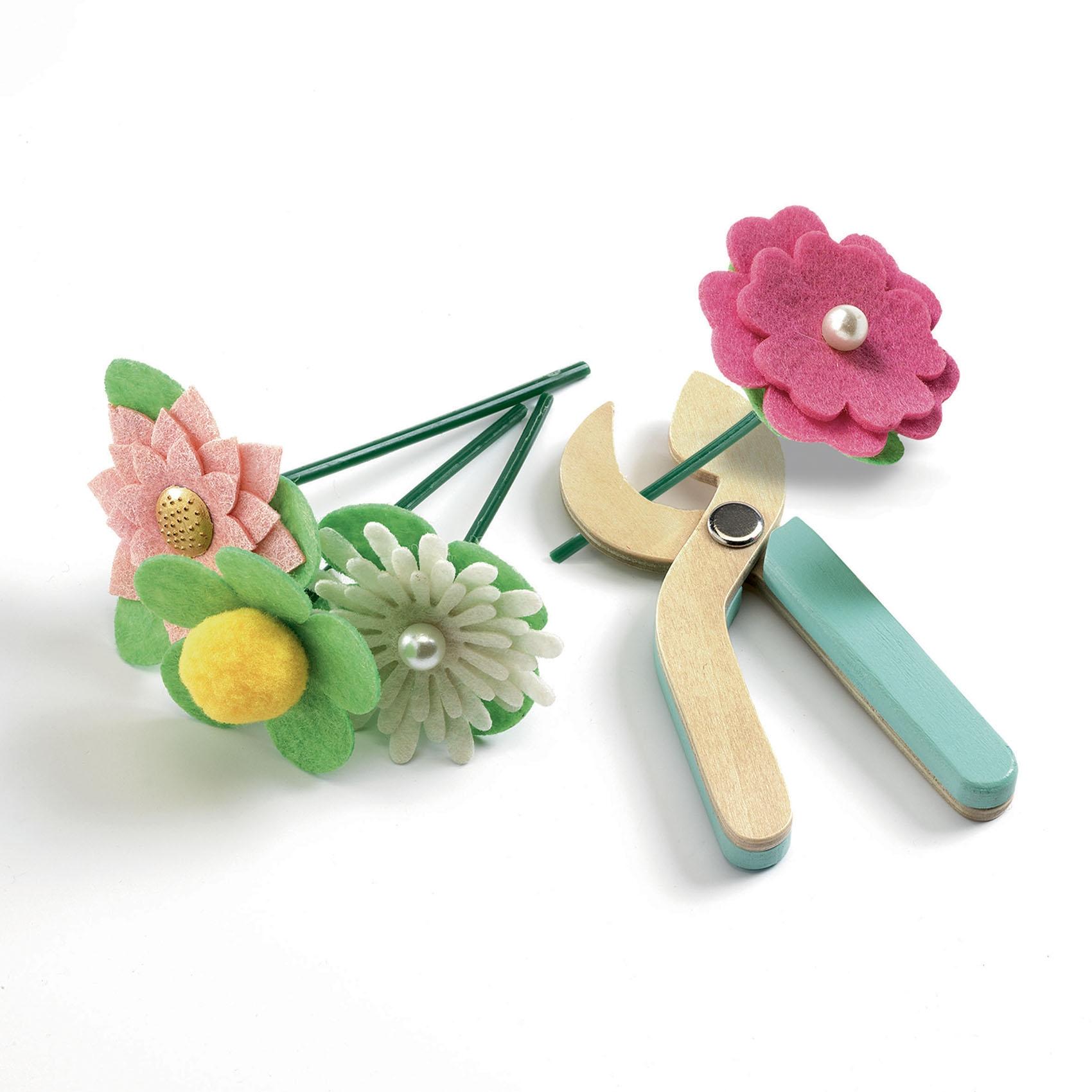 Virágkötő - Rose & Florian - Create bouquets with a model - 1