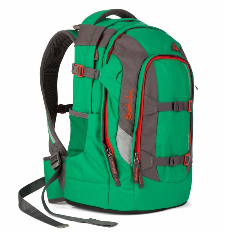 Satch Pack - hátizsák - Green Steel - 0