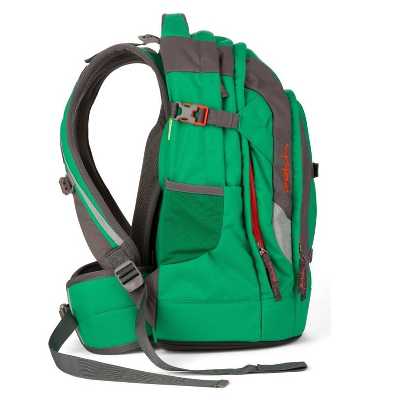 Satch Pack - hátizsák - Green Steel - 1