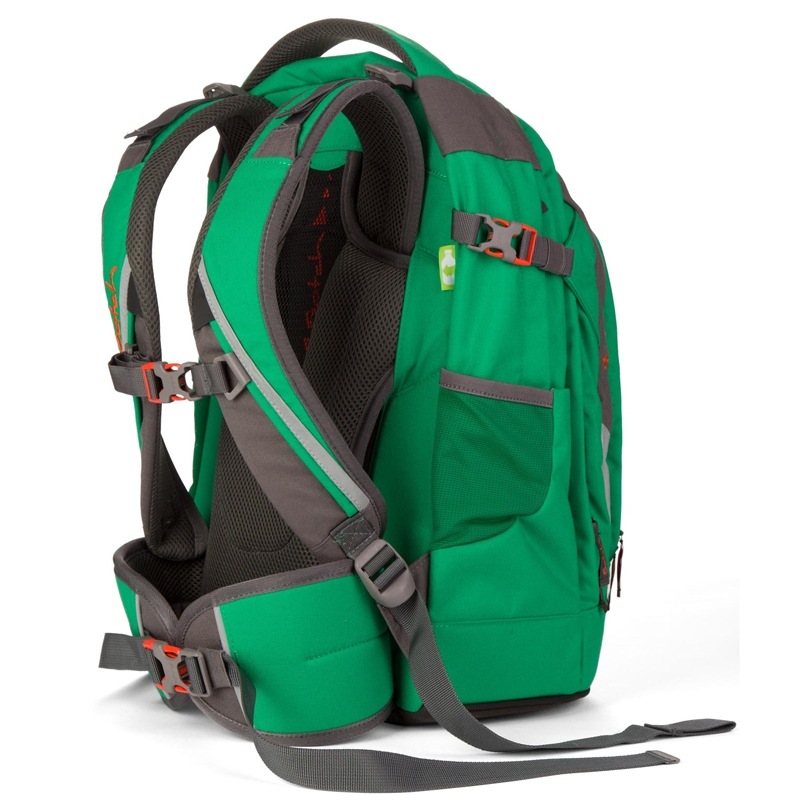 Satch Pack - hátizsák - Green Steel - 2