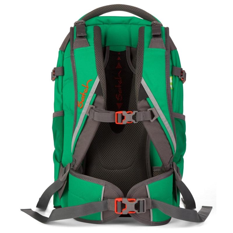 Satch Pack - hátizsák - Green Steel - 3