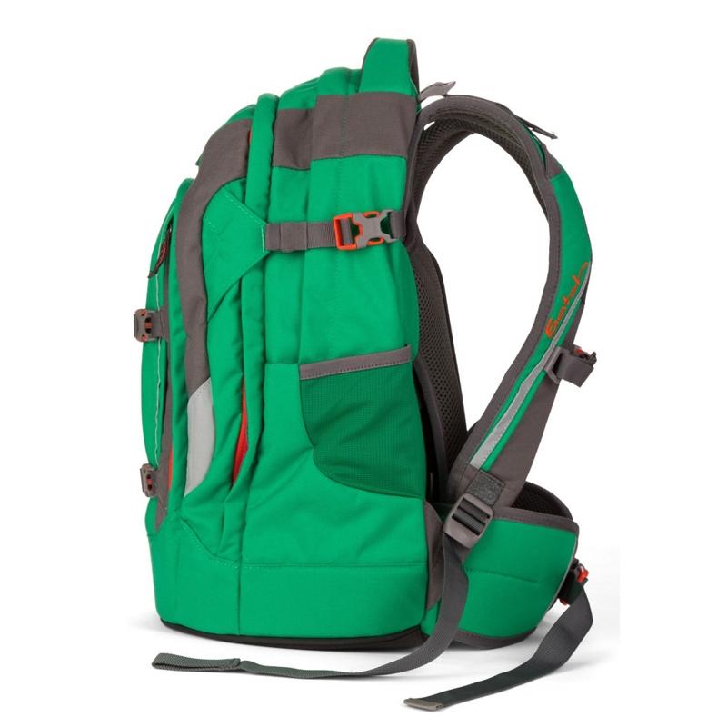 Satch Pack - hátizsák - Green Steel - 4