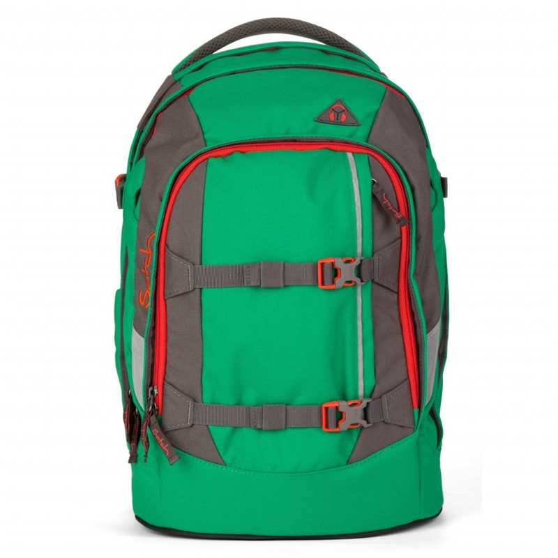 Satch Pack - hátizsák - Green Steel - 5