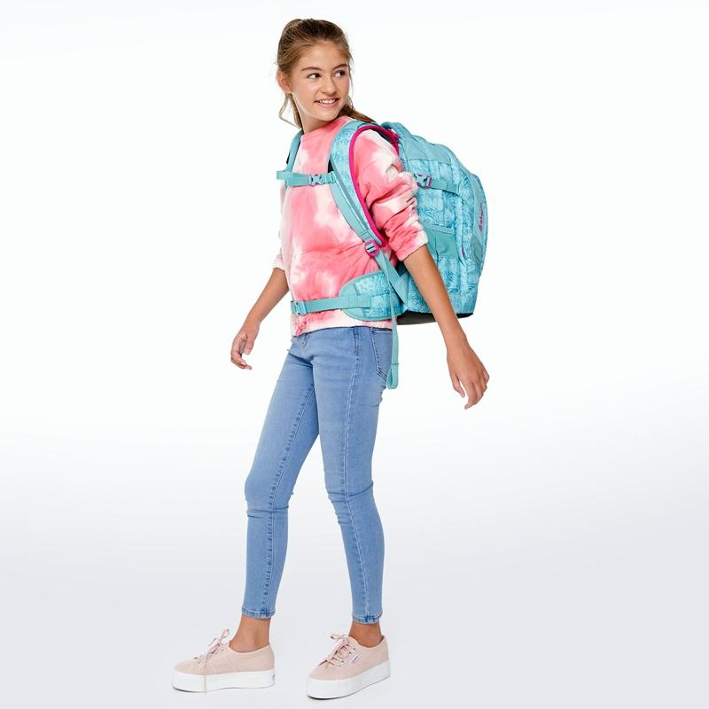 Satch Pack - hátizsák - Aloha Mint - 5