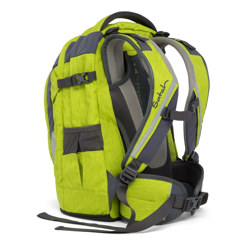 a4600eac0bae Satch Pack - hátizsák - Ginger Lime - 2