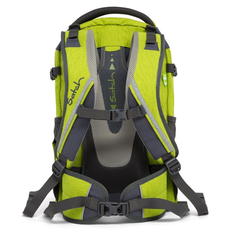 02173d90893c Satch Pack - hátizsák - Ginger Lime - 3