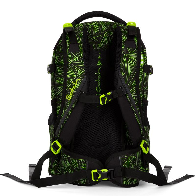 Satch Pack - hátizsák - Green Bermuda - 3
