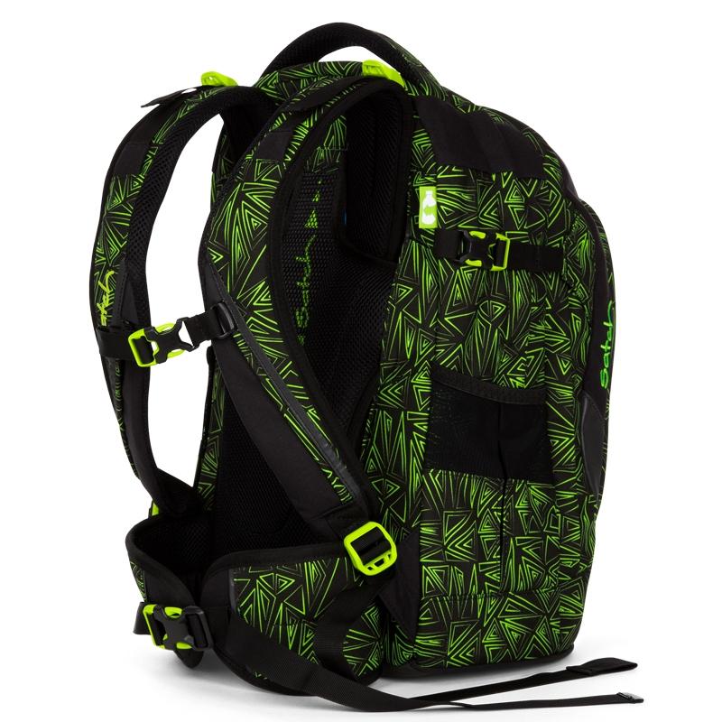 Satch Pack - hátizsák - Green Bermuda - 4